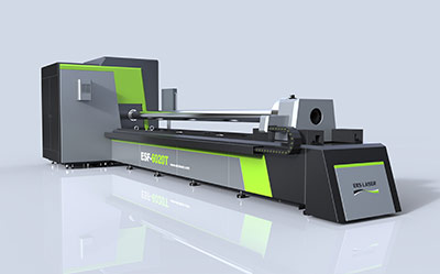 Professional Steel Tube CNC Laser Cutting Machine