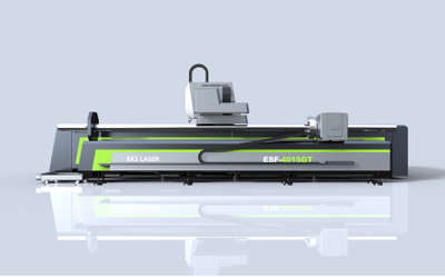 High-quality and efficient plate and tube laser cutting machine