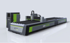 High-efficiency high power exchange table fiber laser cutting machine