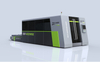 Advanced technology full-encircled exchange table laser cutting machine